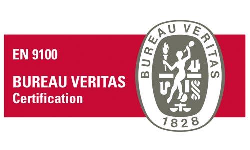 Certification AS-EN 9100