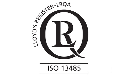 Certification ISO 13485:2016