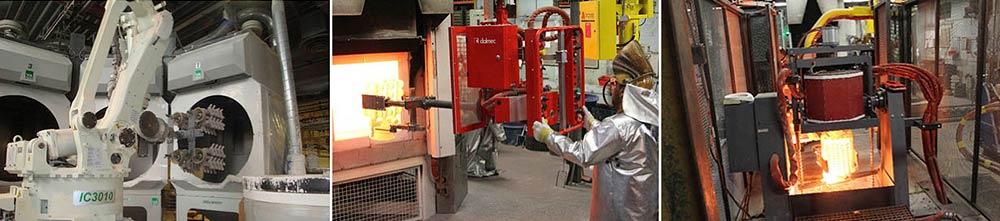 PRECIMETAL Precision Castings poursuit ses investissements de modernisation de l'ensemble de son processus de fabrication